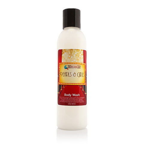 PEARLS & GIRLS Body Wash - Fortune Cookie Soap