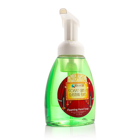 TOMMY GUNS & BASEBALL BATS Foaming Hand Soap - Fortune Cookie Soap