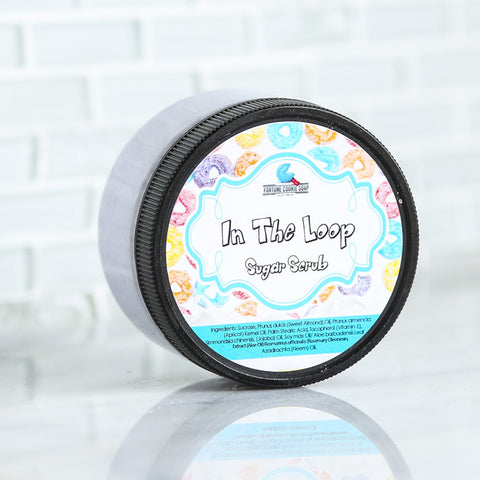 IN THE LOOP Sugar Scrub - Fortune Cookie Soap - 1