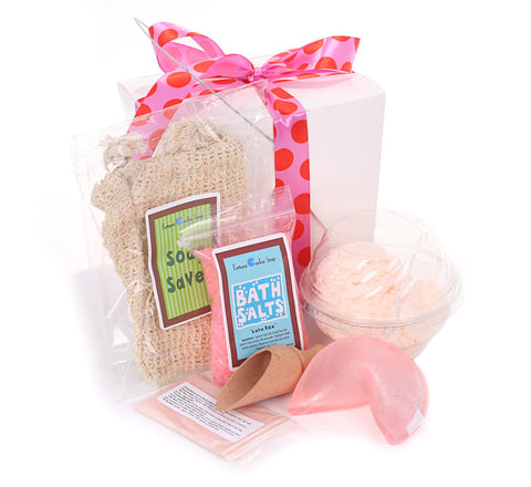 It's Your Birthday! Gift Set - Fortune Cookie Soap