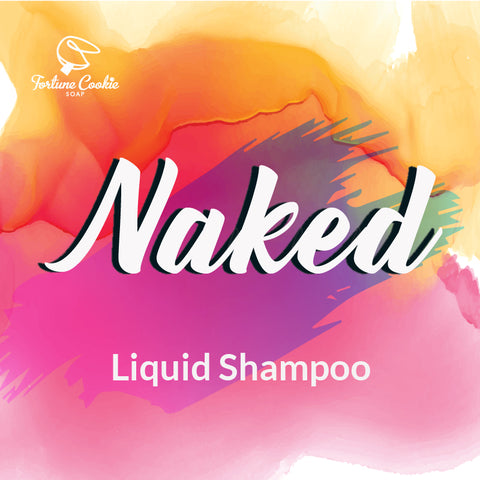 NAKED Liquid Shampoo COLOR SAFE