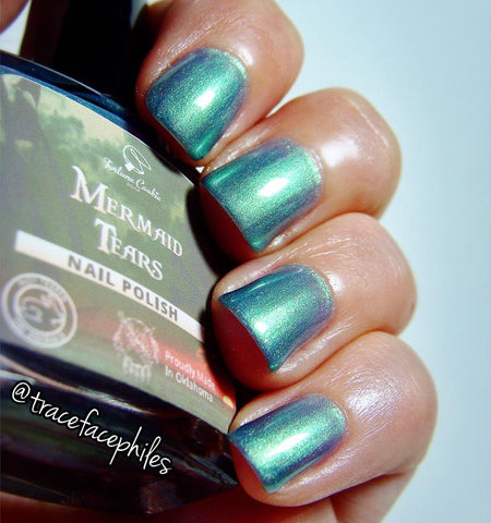 MERMAID TEARS Nail Polish (pre-order)