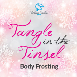 TANGLE IN THE TINSEL Body Frosting