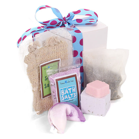 The Big Chill Gift Basket - Fortune Cookie Soap