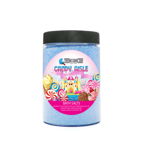 The Sweet Spot Bath Salts - Fortune Cookie Soap