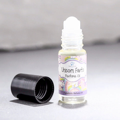 UNICORN FARTS Perfume Oil - Fortune Cookie Soap