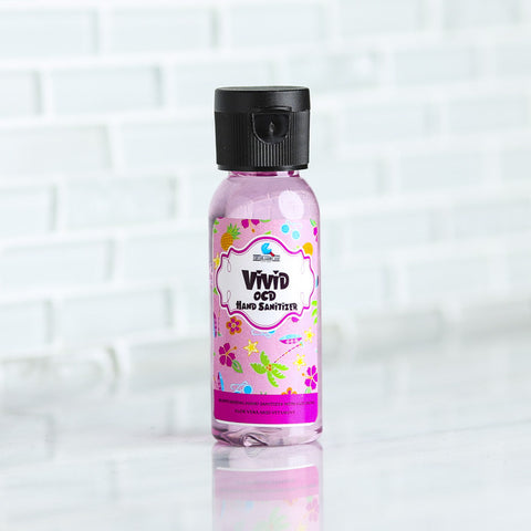 VIVID OCD Hand Sanitizer - Fortune Cookie Soap - 1