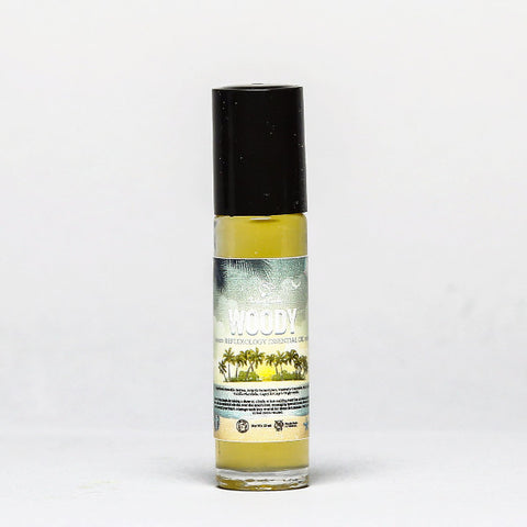 WOODY Reflexology Massage Oil