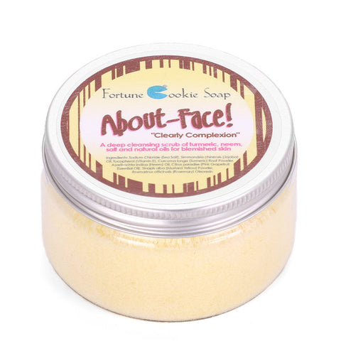 About Face Neem Turmeric (6 oz) - Fortune Cookie Soap - 1