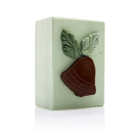 Leeeeaaf Piiiile! Bar Soap - Fortune Cookie Soap