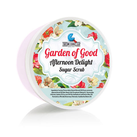 Afternoon Delight Sugar Scrub - Fortune Cookie Soap