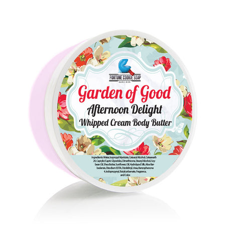 Afternoon Delight Whipped Cream - Fortune Cookie Soap