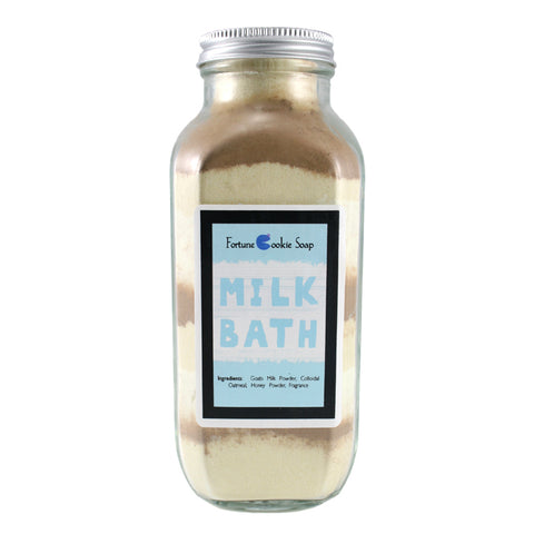 Funky Monkey Milk Bath Gift (16 oz) - Fortune Cookie Soap