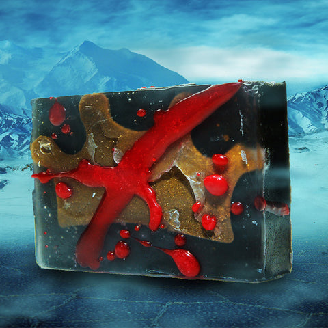 KINGSLAYER Bar Soap - Fortune Cookie Soap - 2