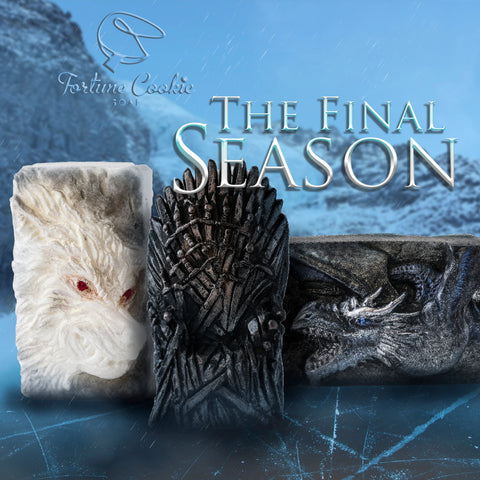 THE FINAL SEASON Bar Soap Collection - Part 2