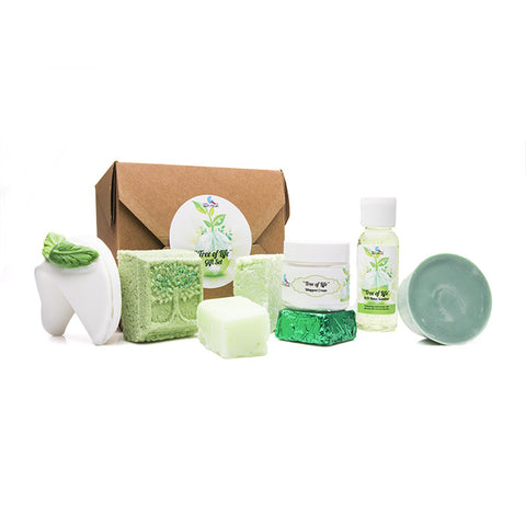 TREE OF LIFE Gift Set - Fortune Cookie Soap
