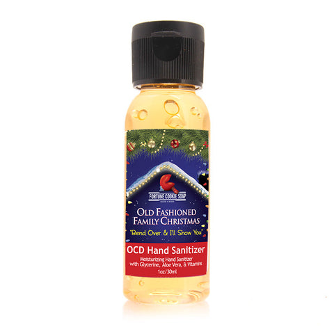Bend Over & I'll Show You OCD Hand Sanitizer - Fortune Cookie Soap - 1
