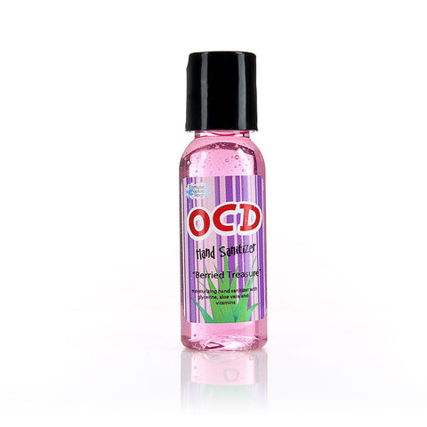 Berried Treasure OCD Hand Sanitizer - Fortune Cookie Soap