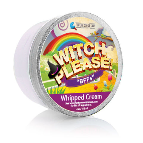 BFFs Whipped Cream - Fortune Cookie Soap