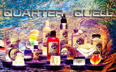 ENTIRE Quarter Quell Collection 10% off - Fortune Cookie Soap