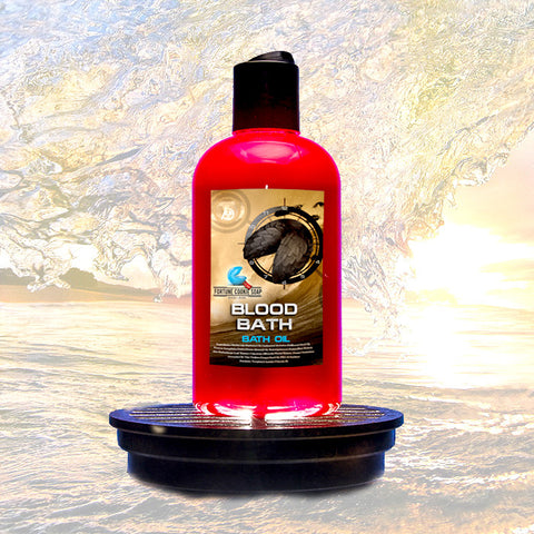 Blood Bath Bath Oil - Fortune Cookie Soap - 1