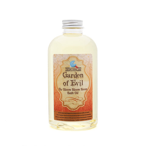 The Bloom Bloom Room Bath Oil - Fortune Cookie Soap