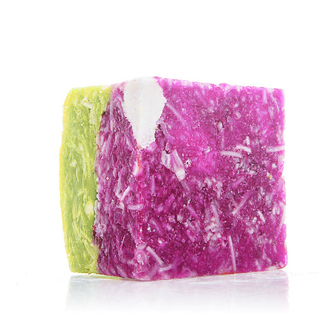 Body Shot Solid Shampoo Bar - Fortune Cookie Soap