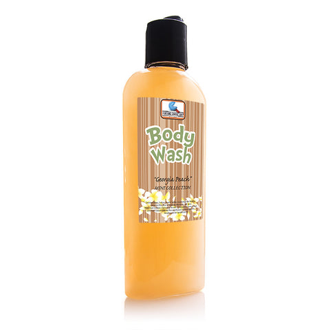 Georgia Peach Body Wash - Fortune Cookie Soap