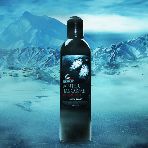 Valyrian Steel Body Wash - Fortune Cookie Soap
