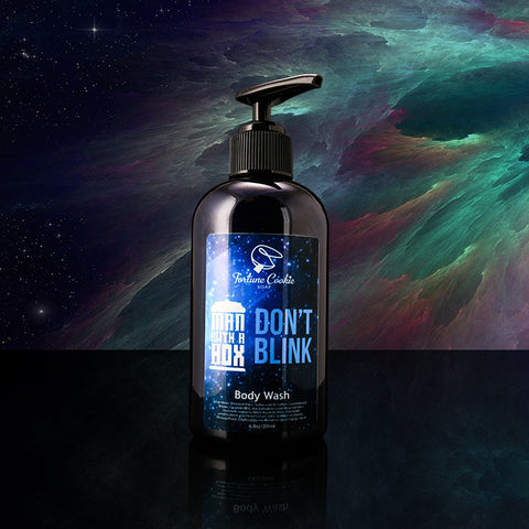 DON'T BLINK Body Wash - Fortune Cookie Soap