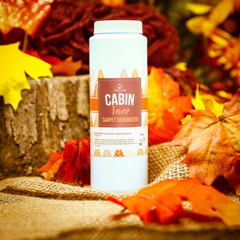 CABIN FEVER Carpet Deodorizer