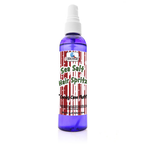 Candy Cane Fluff Sea Salt Hair Spritz - Fortune Cookie Soap