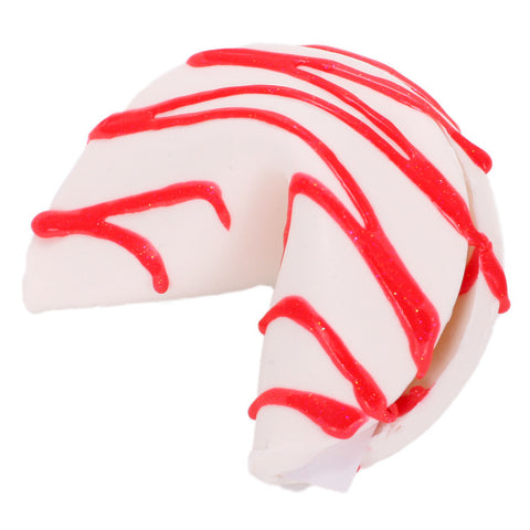 CANDY CANE FLUFF Fortune Cookie Soap - Fortune Cookie Soap