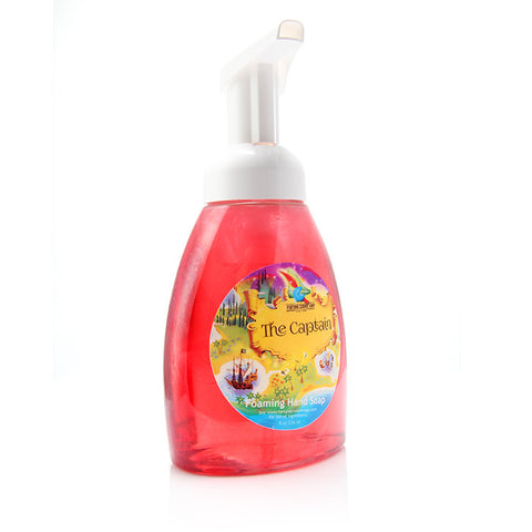 THE CAPTAIN Foaming Hand Soap - Fortune Cookie Soap