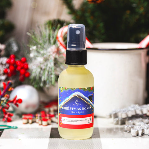 CHRISTMAS BONUS Linen Spray