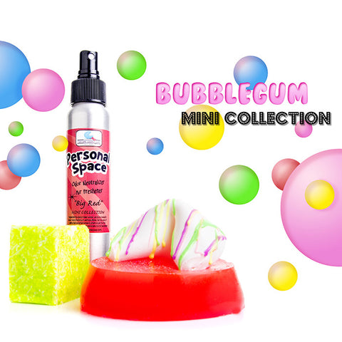 Entire Bubblegum MINI COLLECTION - Fortune Cookie Soap