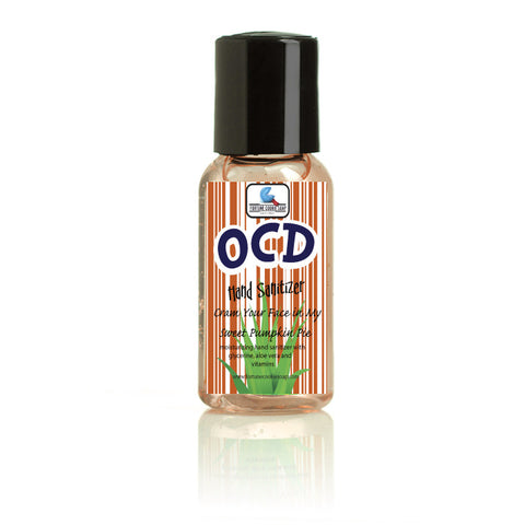 Cram Your Face in My Sweet Pumpkin Pie OCD Hand Sanitizer - Fortune Cookie Soap