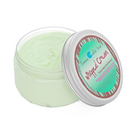 Cucumber My Melons Body Butter (5.5 oz) - Fortune Cookie Soap