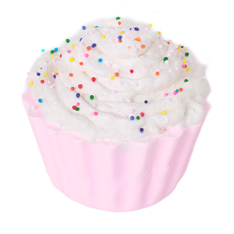 Cupcake Bar Soap (6 oz) - Fortune Cookie Soap