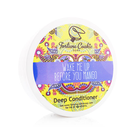 WAKE ME UP BEFORE YOU MANGO Deep Conditioner - Fortune Cookie Soap