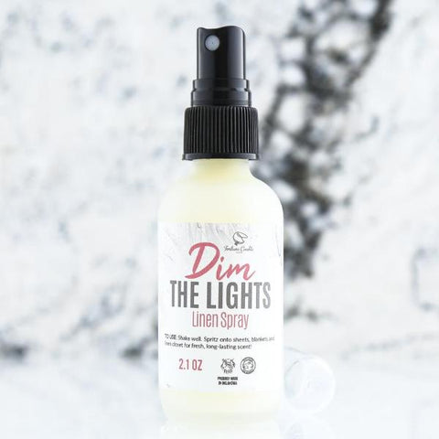 DIM THE LIGHTS Linen Spray