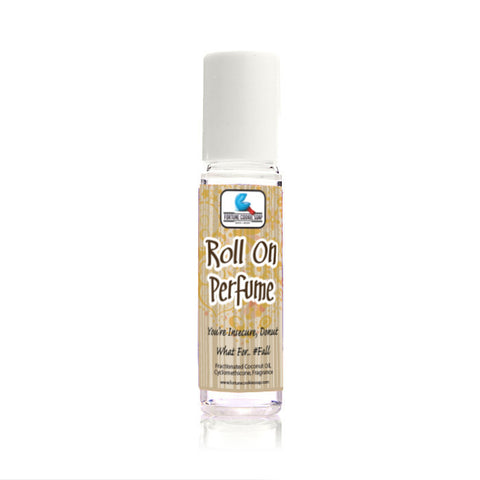 You're Insecure, Donut What For.. #Fall Roll On Perfume - Fortune Cookie Soap