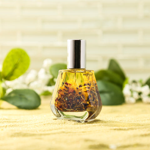 ALWAYS A WILDFLOWER Blossom Perfume Oil