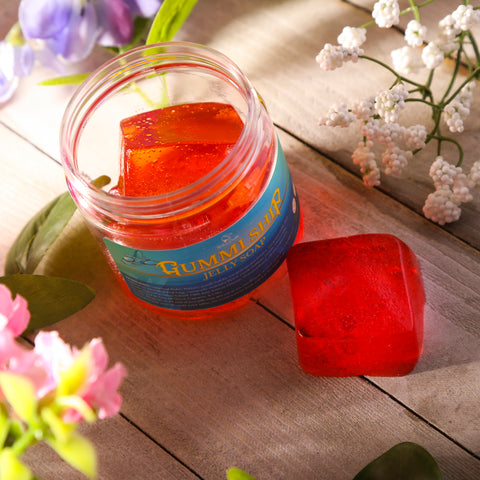 GUMMI SHIP Jelly Soap