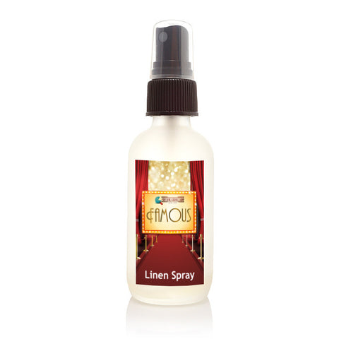 FAMOUS Linen Spray - Fortune Cookie Soap