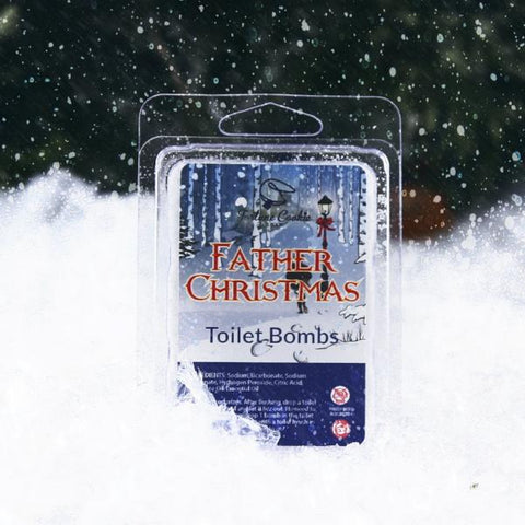 FATHER CHRISTMAS Toilet Bombs