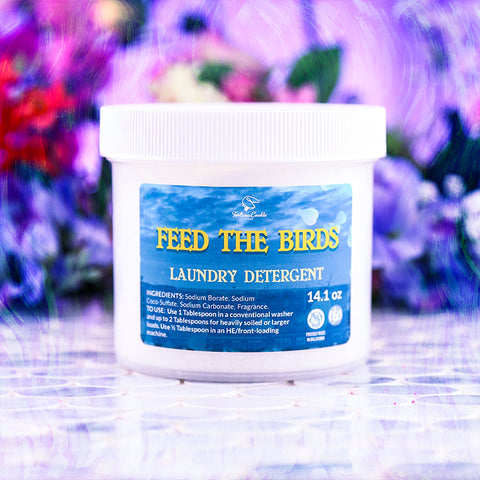 FEED THE BIRDS Laundry Detergent