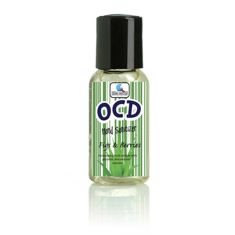 Figs & Berries OCD Hand Sanitizer - Fortune Cookie Soap