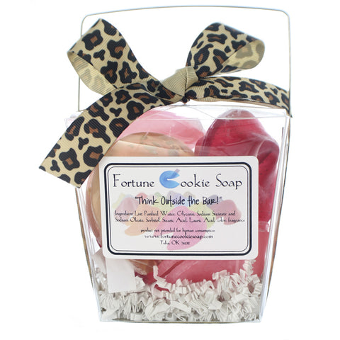 Filthy Rich Bath Gift Set - Fortune Cookie Soap - 1