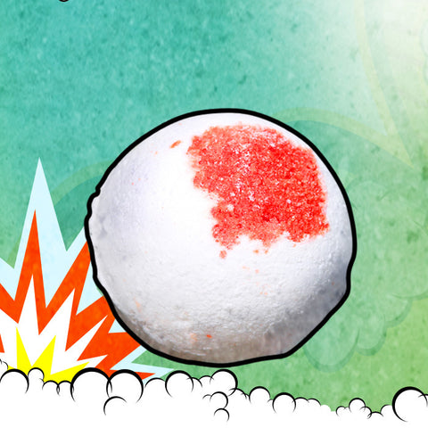 TARGET PRACTICE Bath Bomb - Fortune Cookie Soap